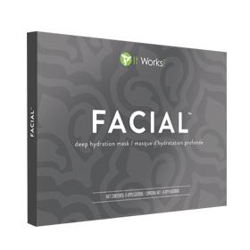 It Works Facial Applicator